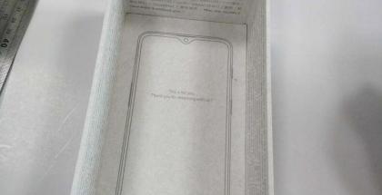 OnePlus 6T:n pakkaus paljasti mahdollisesti aiemmin puhelimen designin.
