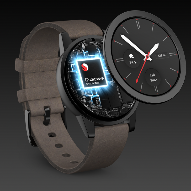 Qualcommin Snapdragon Wear 3100 on ollut suosittu perusta älykelloille, mutta uudemmat Snapdragon Wear 4100 -piirit ovat vasta vähäisessä suosiossa.