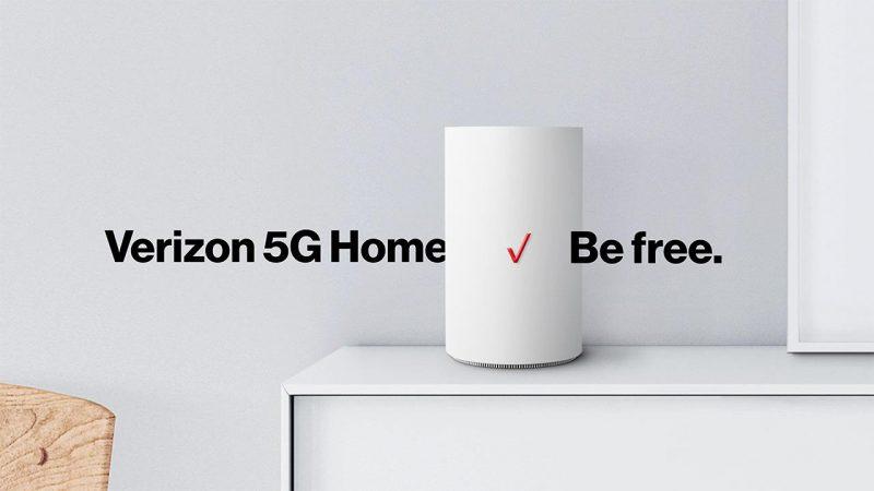 Verizon avaa 5G-verkon aluksi kotikäyttöön.