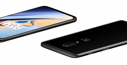 OnePlus 6T Mirror Black.