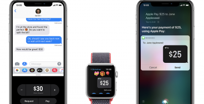 Apple Pay Cash on tarkoitettu yksityishenkilöiden välisiin maksuihin.
