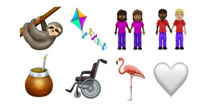Mahdollisia vuoden 2019 uusia emojeja. Kuva: Emojipedia.