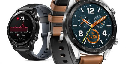 Huawei Watch GT:n eri versiot.