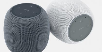 Huawein uusi Kiinassa esitelty AI Speaker -älykaiutin.