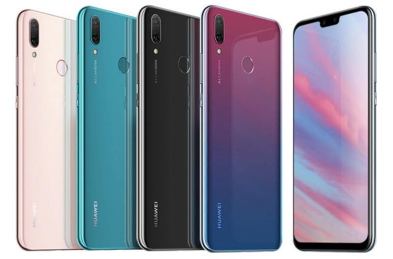 Huawei Enjoy 9 Plus.