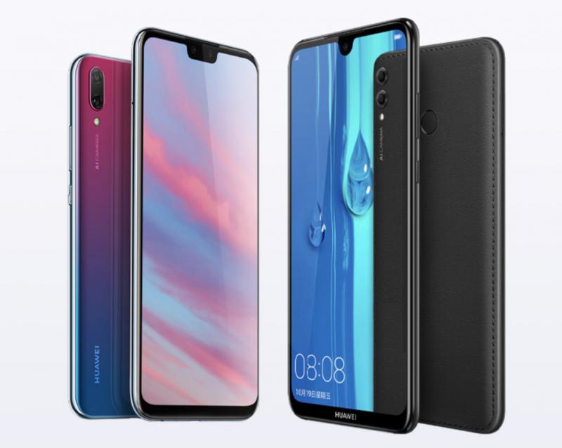 Huawei Enjoy 9 Plus ja Enjoy Max.