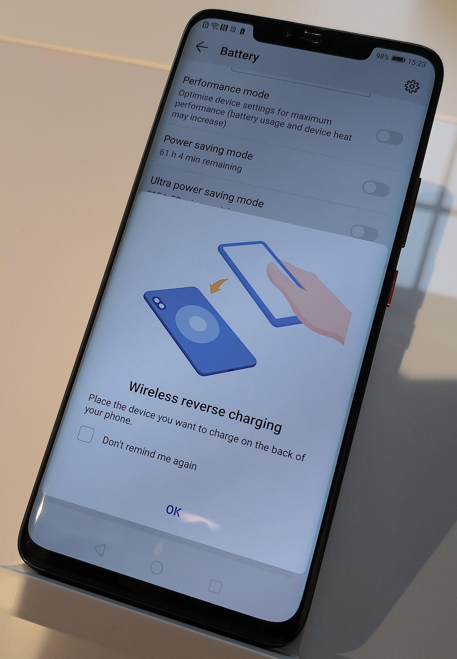 Langaton Lataus Huawei