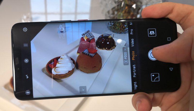 Mate 20 Pron kamera osaa luonnollisesti tunnistaa kuvauskohteet.