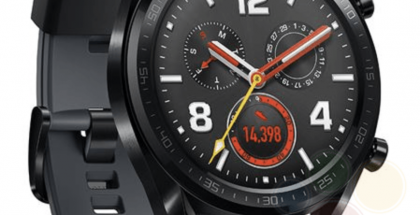 Huawei Watch GT Sport. WinFuture.den vuotama kuva.