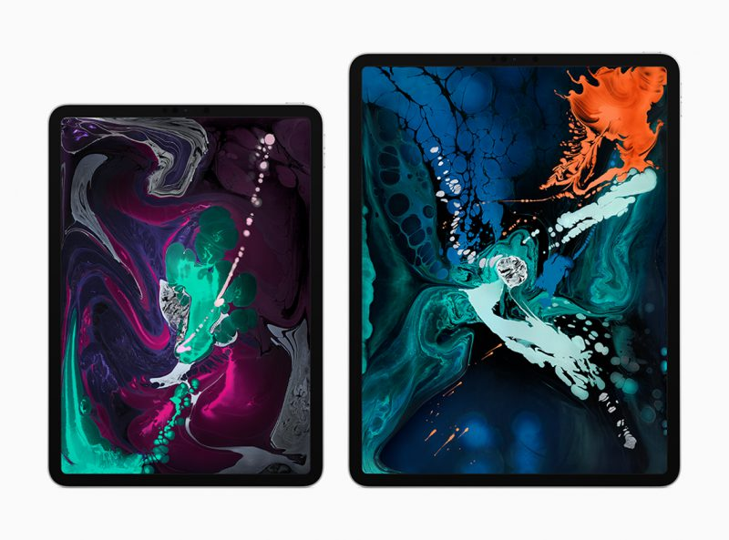 Uudet 11 tuuman ja 12,9 tuuman iPad Prot.