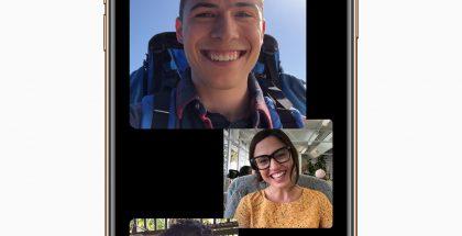 iOS 12.1 tuo FaceTime-ryhmäpuhelut.