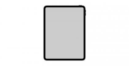 iOS-käyttöjärjestelmästä löytynyt uuden iPad Pron kuvake.