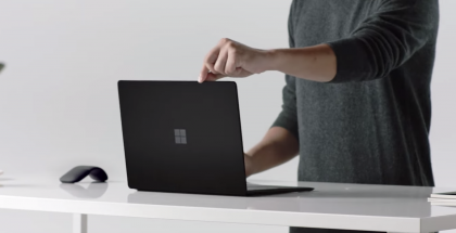 Nykyinen Microsoft Surface Laptop 2.