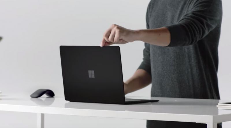 Nykyinen Microsoft Surface Laptop 2.
