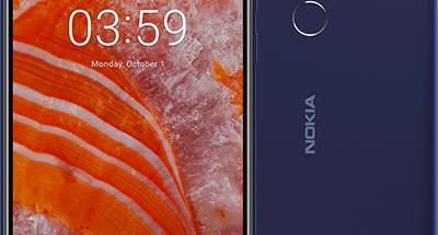 Nokia 3.1 Plus.
