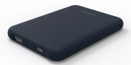 Kannettava Nokia DT-500-latausalusta.