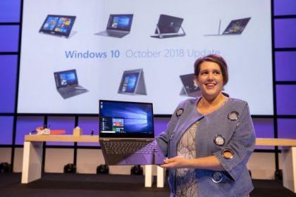 Microsoft oli jo aiemmin kertonut päivityksen nimeksi October 2018 Update.