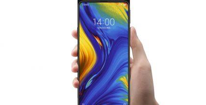 Xiaomin uusin huippupuhelin Mi MIX 3.