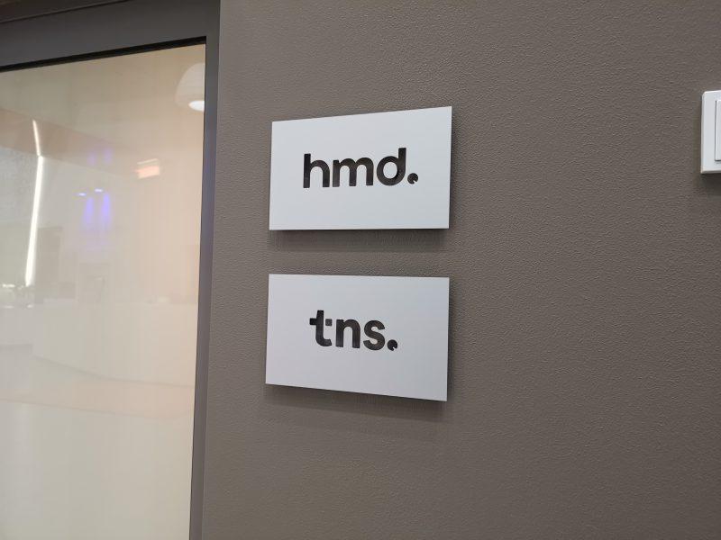 HMD Global ja TNS ovat jakaneet toimitilat Espoon pääkonttorin yhteydessä.