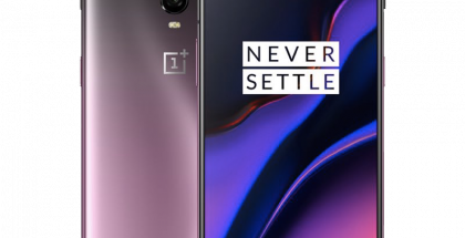 OnePlus 6T Thunder Purple.