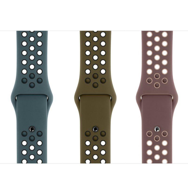 Uudet Nike-rannekkeet Apple Watchille.