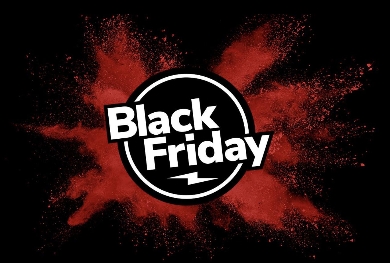 Verkkokauppa Black Friday
