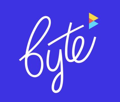 Byte logo.
