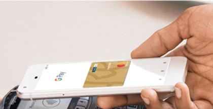 Google Pay + Danske Bank.