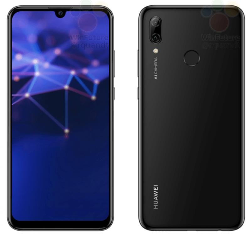 Huawei P Smart 2019. Kuva: WinFuture.de.
