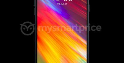 LG Q9. MySmartPricen vuotama kuva.