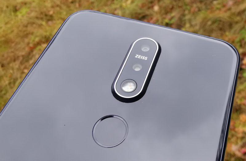 Hintaluokassaan Nokia 7.1:n ZEISS-linssillinen kaksoiskamera on onnistunut.