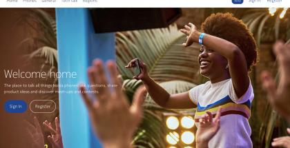 Uusi Nokia-puhelinten keskustelupalsta.