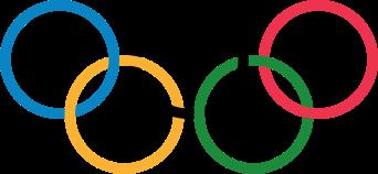 Olympiarenkaat, joita on myös viisi kappaletta - kuten takakameroita odotetusti Nokia 9 PureView'ssä.