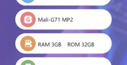 Galaxy M2:n tiedot AnTuTussa.