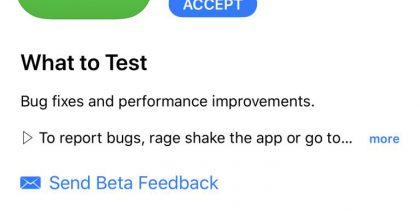 WhatsAppin beetatestiversion saa nyt iPhonellekin.