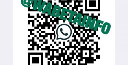 WhatsAppissa voi jatkossa jakaa omat tietonsa kätevästi QR-koodin muodossa.