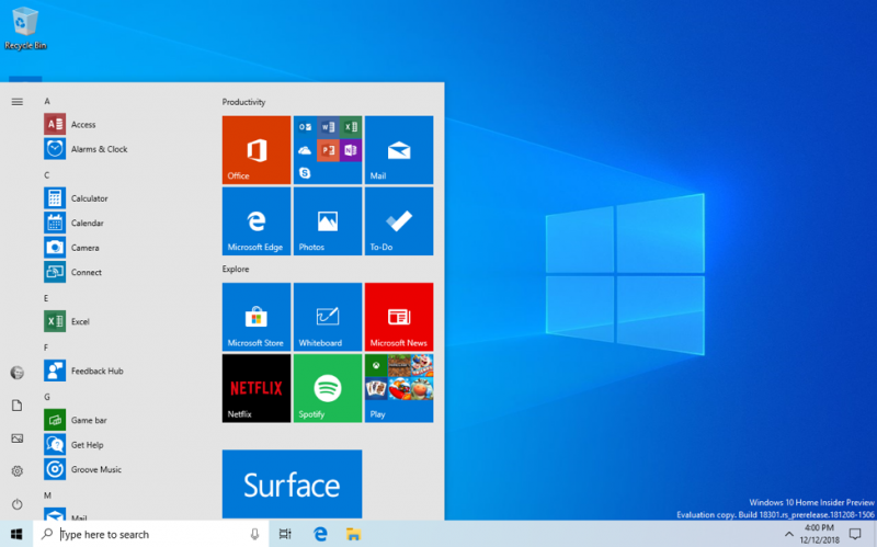 Windows 10 Perinteinen Näkymä