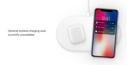 Apple on jo kertonut AirPods-kuulokkeille tulossa olevasta langatonta latausta tukevasta kotelosta.