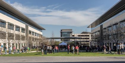 Applen nykyinen kampus Austinissa.