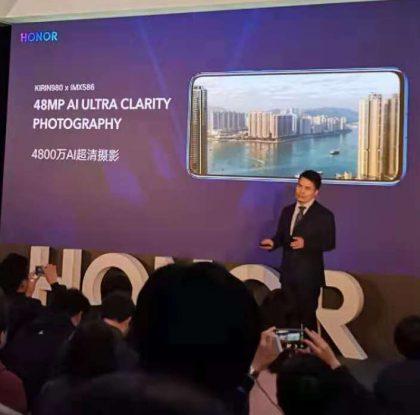 Honorin tuleva uutuuspuhelin sisältää myös 48 megapikselin kameran – tammikuussa Euroopassa esiteltävä uutuus nähdään Kiinassa jo 26. joulukuuta (päivitetty)