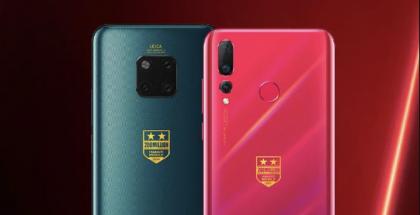 Huawei Mate 20 Pro ja Nova 4 -erikoisversiot juhlistavat 200 miljoonan älypuhelimen rajan yliittymistä tänä vuonna.