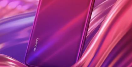 Huawein itse julkaisema ennakkokuva Nova 4:stä.