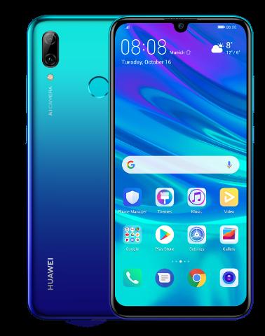 P Smart 2019 nousi suosituksi Huawein puhelimista.