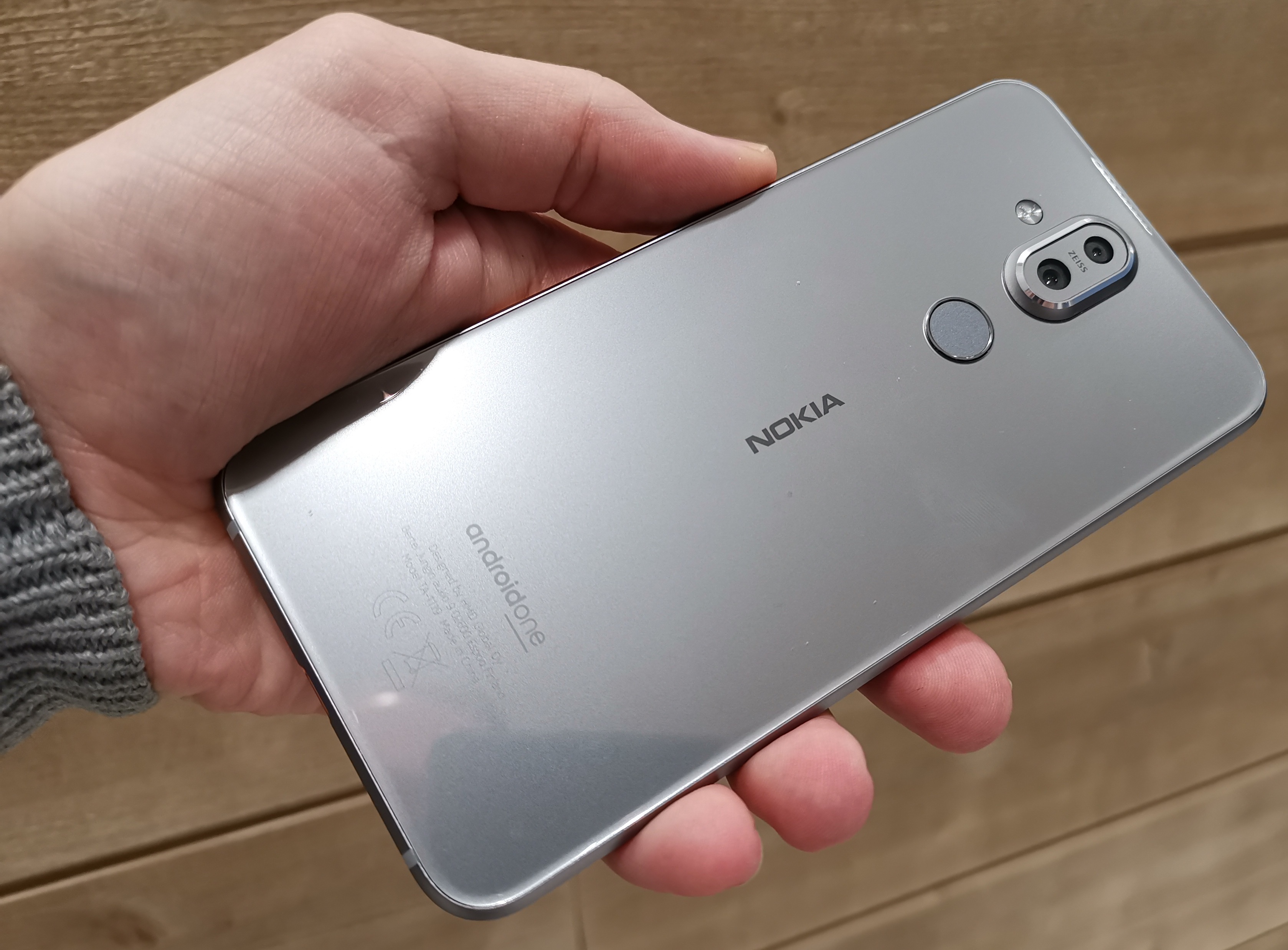 Arvostelussa Nokia 8.1 Hintaluokassaan erinomainen Nokia