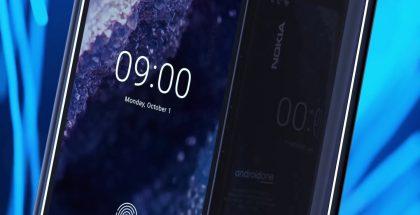 Nokia 9 PureView. Evan Blassin vuotama virallinen esittelykuva.