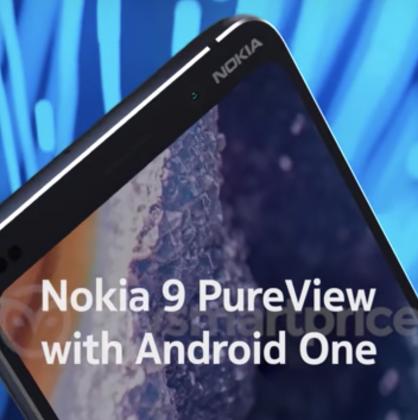 Myös Nokia 9 PureView -mallinimi saa videolla lopullisen vahvistuksen.