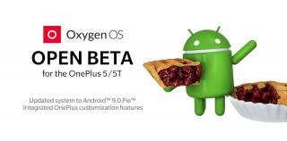 OnePlus 5 ja 5T saivat Android Pien beetatestiversiona