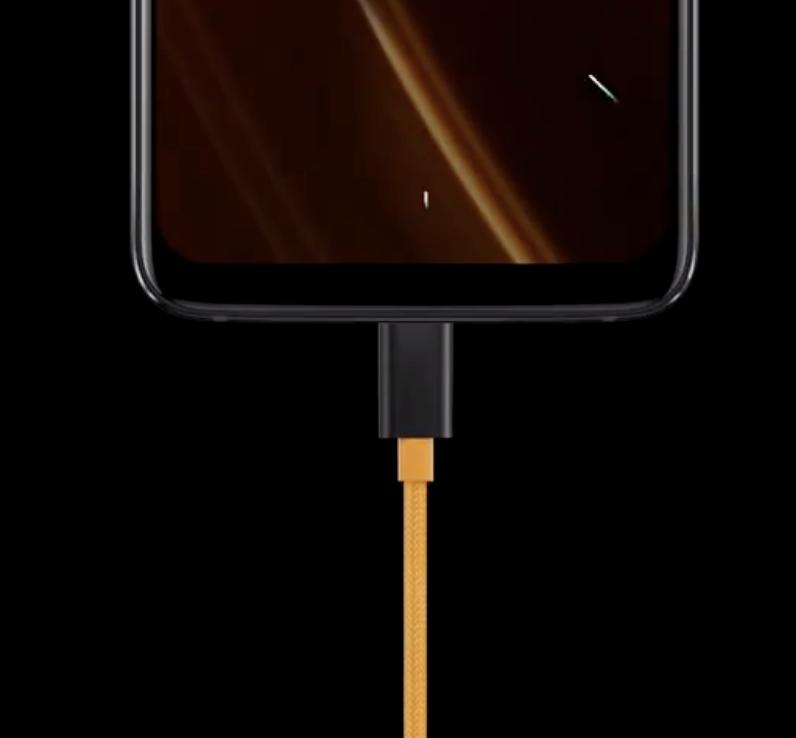 Vilaus OnePlus 6T:n McLaren-erikoisversiosta.