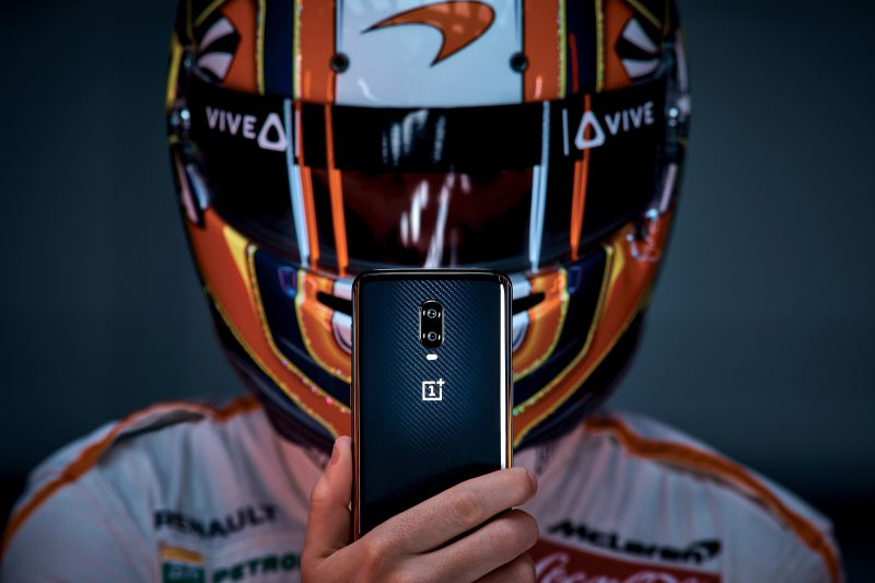 OnePlus 6T McLaren Edition.