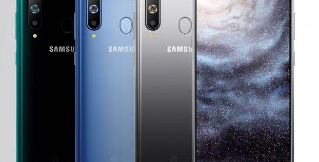 Samsung julkisti Kiinassa maailman ensimmäisen kamerareiän näytössä sisältävän älypuhelimen – tällainen on Galaxy A8s